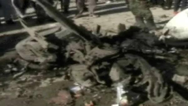 Car bomb blast near Damascus claims 16 lives