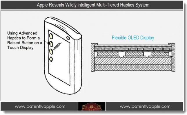 Apple investigating multi-tiered haptics system for iPhone