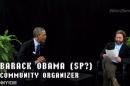 Watch Barack Obama trade insults with Zach Galifianakis