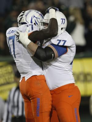 Boise State defeats Colorado State 42-30