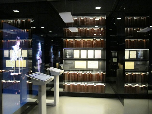 Money maniacs will love Italy's new financial museum