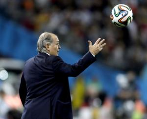 Argentina coach could step down after final