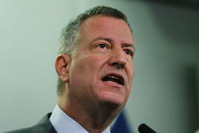 Listen to Bill de Blasio perform a dramatic reading of an Onion article about him