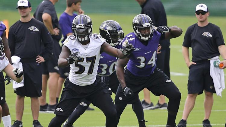Ravens LB Mosley eager to carry on tradition