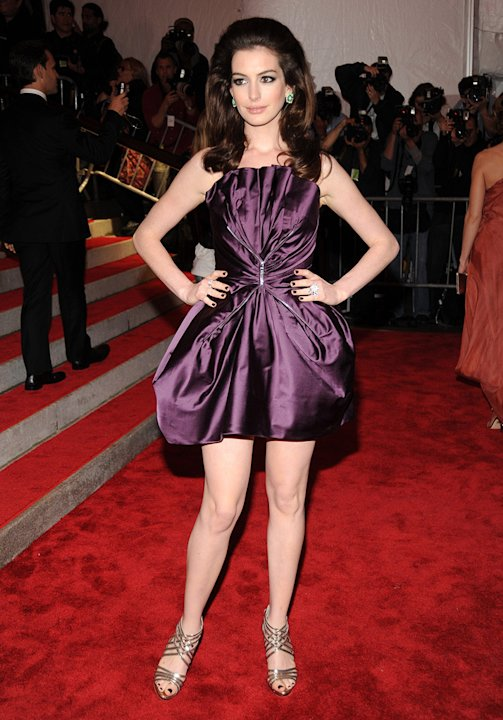 annehathaway metgala