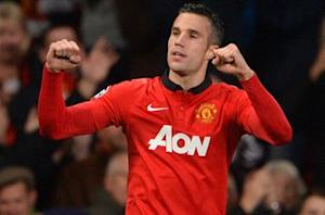 Moyes: Van Persie doubtful for Southampton clash