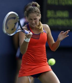 Jovanovski rallies to win Tashkent Open title