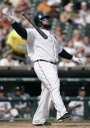 Fielder homers in 8th to rally Tigers past Twins