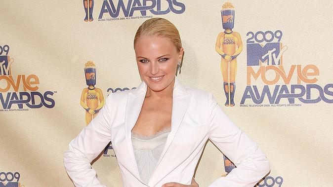Report Card MTV Movie Awards 2009 Malin Akerman