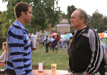 Will Ferrell and Robert Duvall in Universal Pictures' Kicking & Screaming