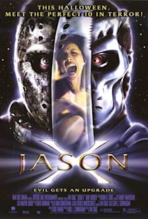 Poster of Jason X