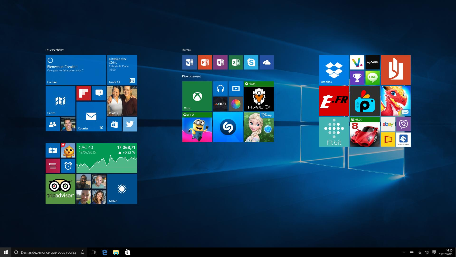 Windows 10 spreads to 300 mn devices