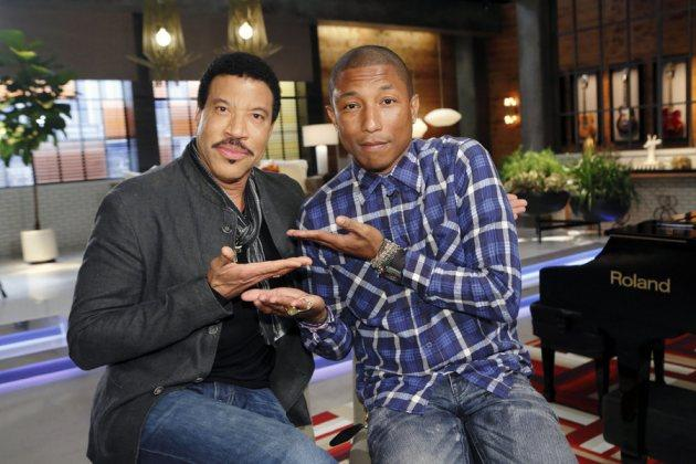 Pharrell Williams & Lionel Richie Reflect On Lessons They Learned On 'The Voice'