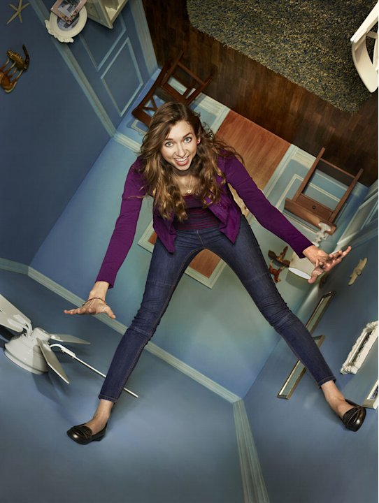 "Lauren Lapkus stars as Dee Dee in ""Are You There, Chelsea?"""