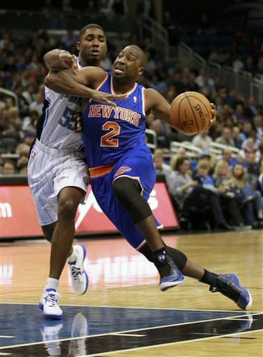 Knicks hold off Magic 99-89 to improve to 5-0