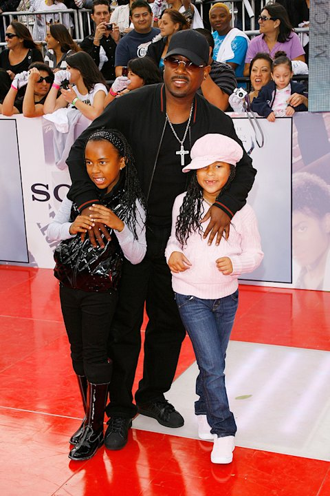 Michael Jackson's This Is It LA Premiere 2009 Martin Lawrence