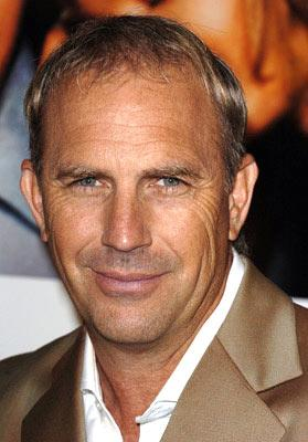 Kevin Costner at the Westwood premiere of New Line Cinema's The Upside of Anger