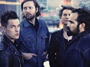 The Killers Top UK Album Chart With 'Battle Born'