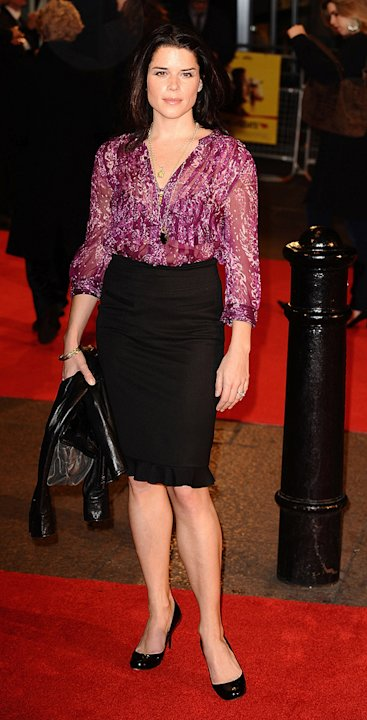 London BFI Film Festival 2009 Neve Campbell