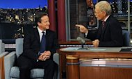 Boris: PM Faked Ignorance On Letterman
