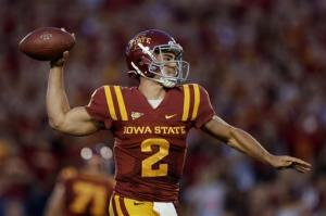 Iowa State rolls past Western Illinois 37-3