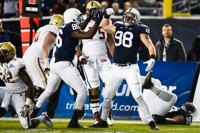 Penn State could win 10 games in 2015, questionable offense and all