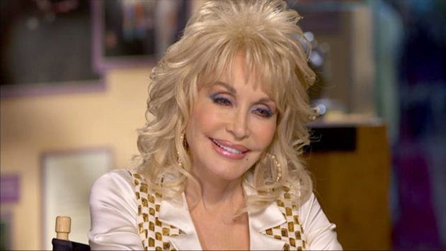Dolly Parton on Gay Rumors, New Memoir (ABC News)