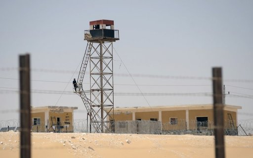 Gunmen Kill 16 Egypt Border Guards, Enter Israel