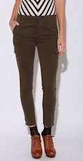 Urban Outfitters skinny cargo pant, $58.00.