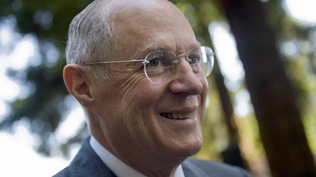 Gay Marriage Supporters Optimistic About Winning Anthony Kennedy's Vote