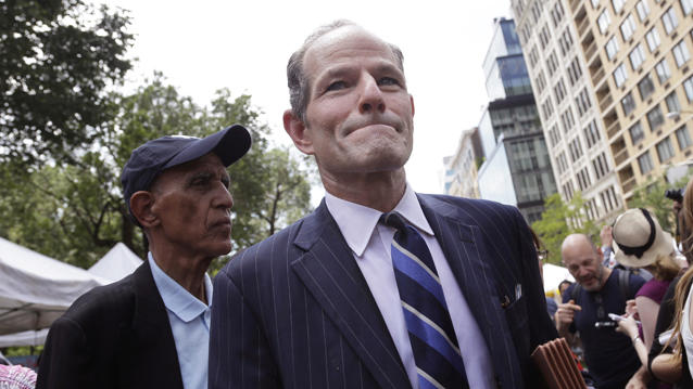 Eliot Spitzer: I Will Be an 'Activist' Comptroller