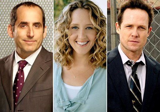 Exclusive: SVU Books House Vet, Grey's Alumna and Season 1 Alum Dean Winters for Finale