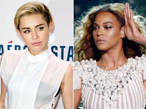 Miley Cyrus Says Insulting Beyonce Quotes Were Made Up