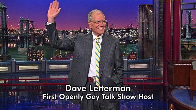 David Letterman - Dave's Monologue - 4/30/13