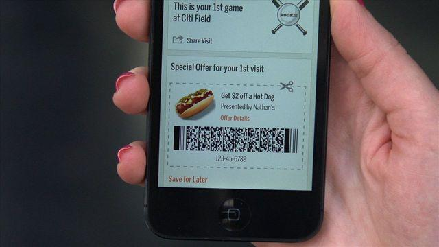Bluetooth beacons coming to ballparks