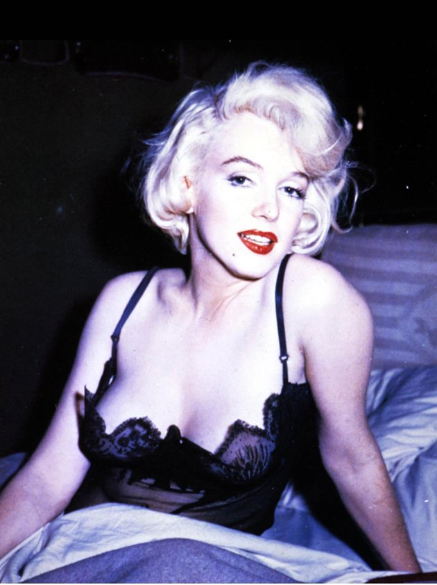 5. Screen legend Marilyn Monroe made it into the top five / WENN