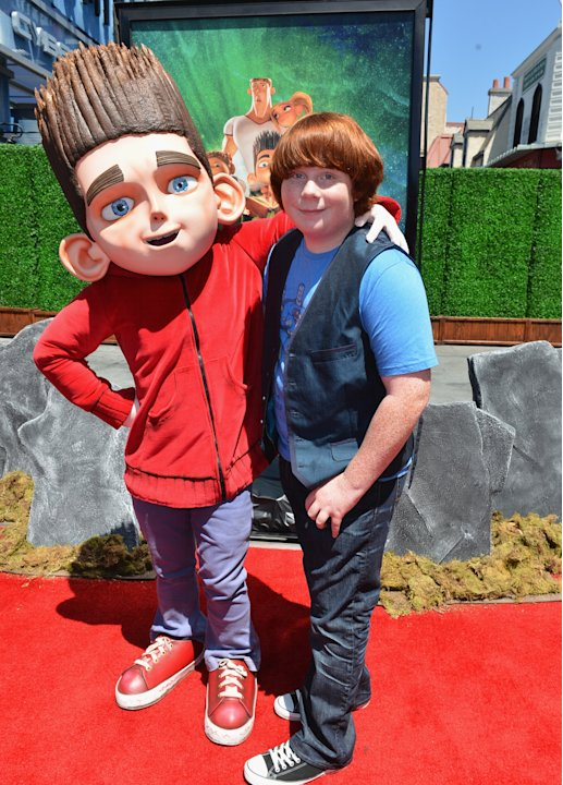 Premiere Of Focus Features' &quot;ParaNorman&quot; - Pre-Party