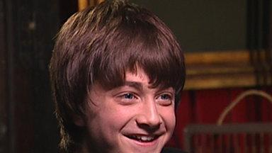 Archives: Daniel Radcliffe's First 'Harry Potter' Interview!