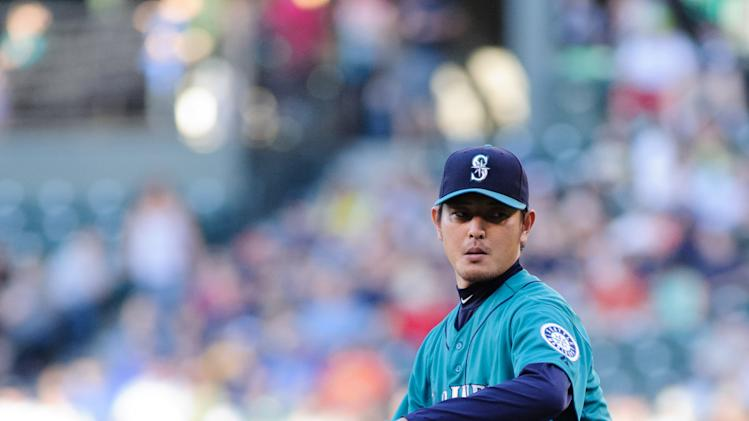 MLB: Chicago Cubs at Seattle Mariners