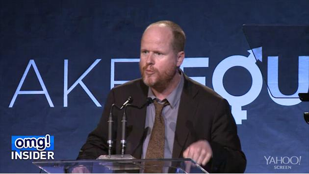 Joss Whedon on Feminism: 'You Either Believe Women Are People or You Don't'