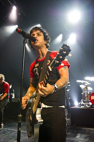 Green Day Frontman Billie Joe Armstrong Rushed To Hospital