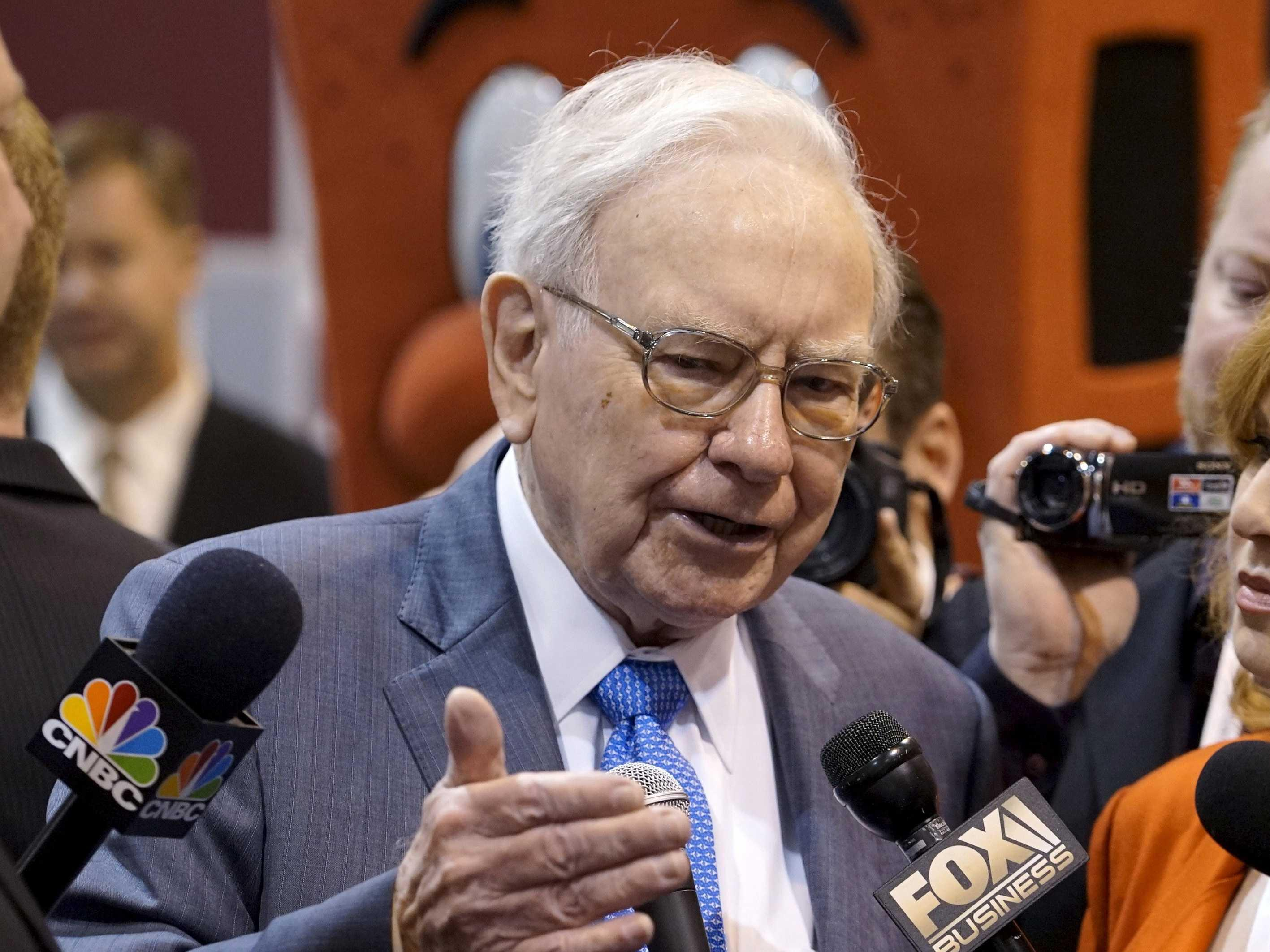 How a 1960s investment in American Express became Warren Buffett's `biggest triumph'