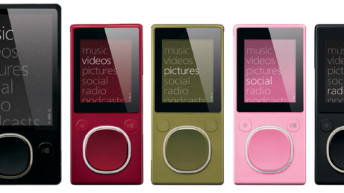 Former Microsoft exec says Apple killed the Zune before it even launched