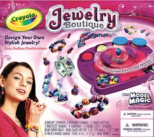 Crayola Model Magic Jewelry Boutique