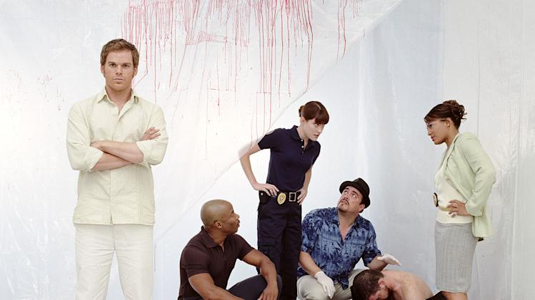 <b>Best Shows of '06-'07:</b> Dexter is a likeable serial killer? Yeah, that's right!
