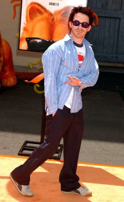 Premiere: Seth Green at the L.A. premiere of Twentieth Century Fox's Garfield - 6/6/2004