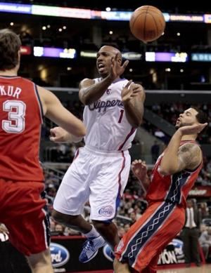 Griffin, Clippers beat Nets 101-91 without Paul