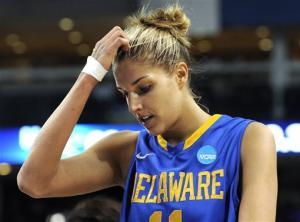 Kentucky women hold off Delaware 69-62