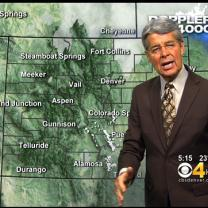 Monday Evening Forecast: The Icy Weather To Lose It's Grip On Colorado