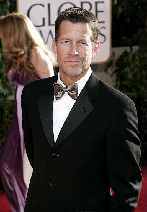James Denton at the 64th annual Golden Globe Awards.